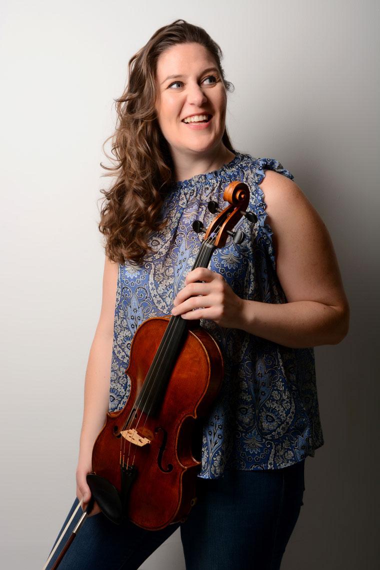 Virginia Slater - Violist